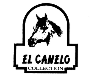 mark for EL CANELO COLLECTION, trademark #78542596