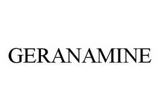 mark for GERANAMINE, trademark #78542697