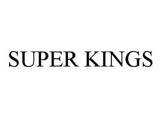 mark for SUPER KINGS, trademark #78542848