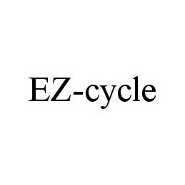 mark for EZ-CYCLE, trademark #78543616