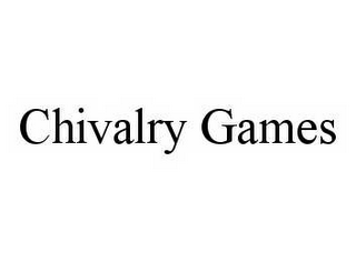 mark for CHIVALRY GAMES, trademark #78543731