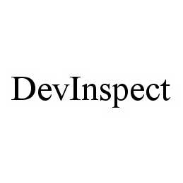 mark for DEVINSPECT, trademark #78543737
