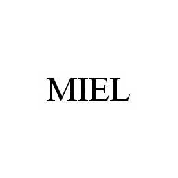 mark for MIEL, trademark #78543902