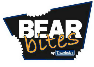 mark for BEAR BITES BY TRAVELODGE, trademark #78543998