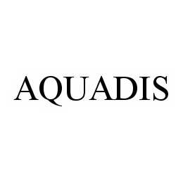 mark for AQUADIS, trademark #78543999