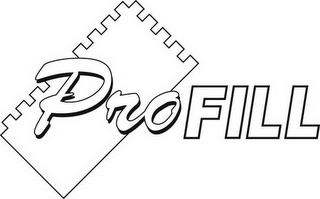 mark for PROFILL, trademark #78544164