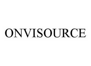 mark for ONVISOURCE, trademark #78545350