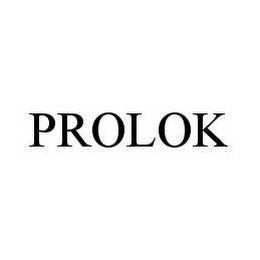 mark for PROLOK, trademark #78545355