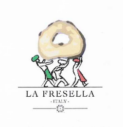 mark for LA FRESELLA ITALY, trademark #78545542