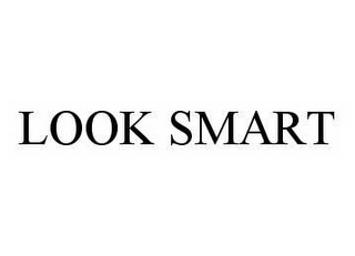mark for LOOK SMART, trademark #78546270