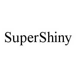 mark for SUPERSHINY, trademark #78547018
