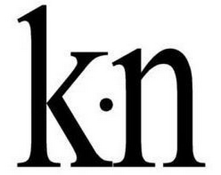 mark for K·N, trademark #78547062