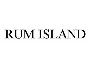 mark for RUM ISLAND, trademark #78547777
