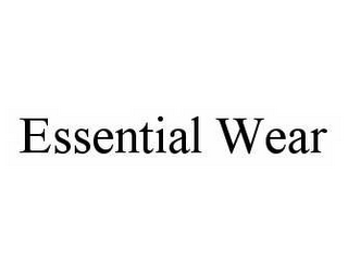 mark for ESSENTIAL WEAR, trademark #78547924