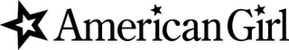 mark for AMERICAN GIRL, trademark #78548058
