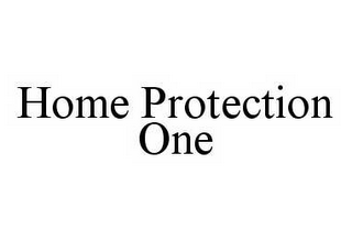 mark for HOME PROTECTION ONE, trademark #78548074