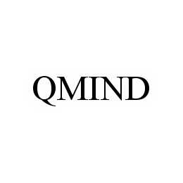 mark for QMIND, trademark #78548425