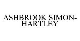mark for ASHBROOK SIMON-HARTLEY, trademark #78549215