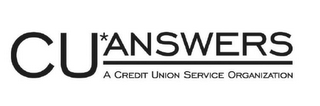 mark for CU*ANSWERS A CREDIT UNION SERVICE ORGANIZATION, trademark #78549827