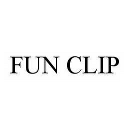 mark for FUN CLIP, trademark #78550286