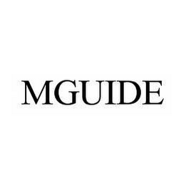 mark for MGUIDE, trademark #78550412