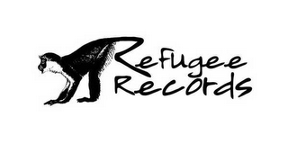 mark for REFUGEE RECORDS, trademark #78551354