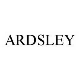 mark for ARDSLEY, trademark #78551457