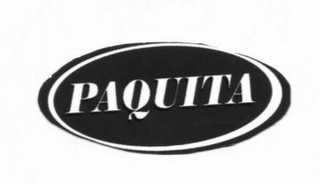mark for PAQUITA, trademark #78551498