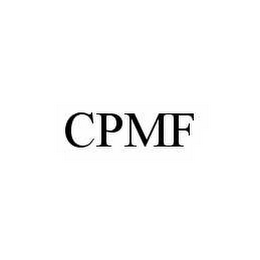 mark for CPMF, trademark #78551642