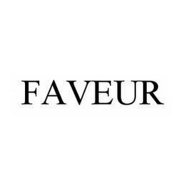 mark for FAVEUR, trademark #78551920