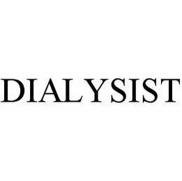 mark for DIALYSIST, trademark #78552820