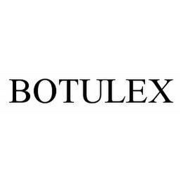 mark for BOTULEX, trademark #78553180
