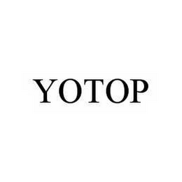 mark for YOTOP, trademark #78553535