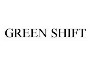 mark for GREEN SHIFT, trademark #78553709