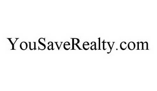 mark for YOUSAVEREALTY.COM, trademark #78553884