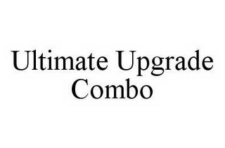 mark for ULTIMATE UPGRADE COMBO, trademark #78554385