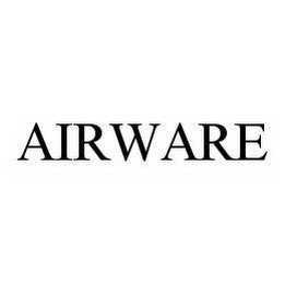 mark for AIRWARE, trademark #78554974