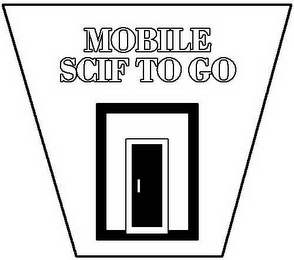 mark for MOBILE SCIF TO GO, trademark #78554979