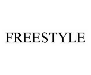 mark for FREESTYLE, trademark #78554980