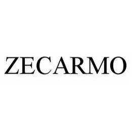 mark for ZECARMO, trademark #78555003