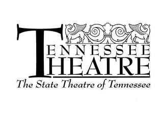 mark for TENNESSEE THEATRE THE STATE THEATRE OF TENNESSEE, trademark #78555203
