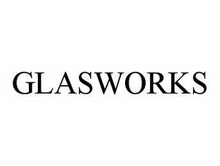 mark for GLASWORKS, trademark #78555345