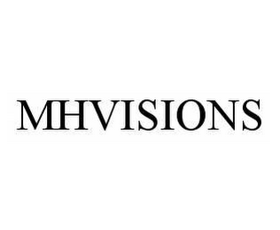 mark for MHVISIONS, trademark #78556677