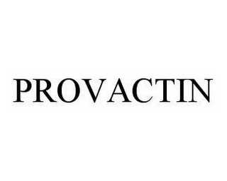 mark for PROVACTIN, trademark #78556929