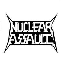 mark for NUCLEAR ASSAULT, trademark #78557045