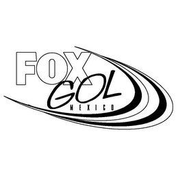 mark for FOX GOL MEXICO, trademark #78557250
