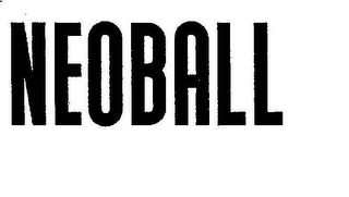 mark for NEOBALL, trademark #78557308