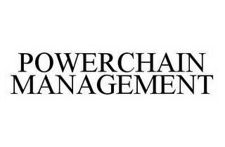 mark for POWERCHAIN MANAGEMENT, trademark #78557512