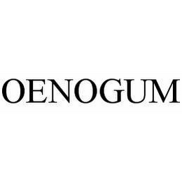 mark for OENOGUM, trademark #78557871