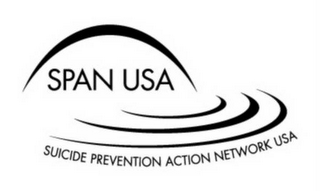mark for SPAN USA SUICIDE PREVENTION ACTION NETWORK USA, trademark #78558199
